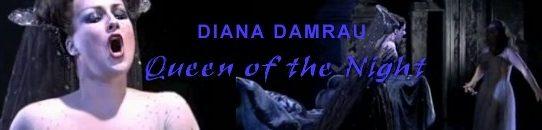 魔笛「夜の女王のアリア」[歌詞和訳]ディアナ・ダムラウ