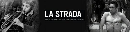 フェリーニ「道」 FEDERICO FELLINI - LA STRADA
