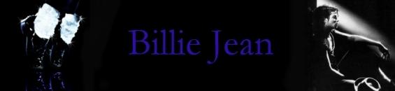 ビリージーン - マイケル・ジャクソン:Michael Jackson - Billie Jean