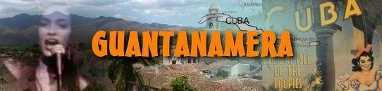 グアンタナメラ[歌詞和訳・加筆修正版]:フィル・マンザネラ Guantanamera-Phil Manzanera