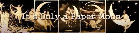イッツ・オンリー・ア・ペーパームーン[歌詞和訳]It's Only A Paper Moon