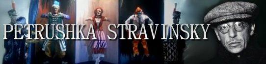 ストラヴィンスキー「ペトルーシュカ」あらすじ[修正版]:Petrushka - IGOR STRAVINSKY