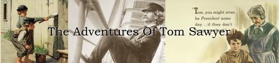 トム・ソーヤーの冒険:The Adventures of Tom Sawyer