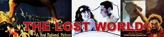 ロスト・ワールド「失われた世界」:Lost World(1925)