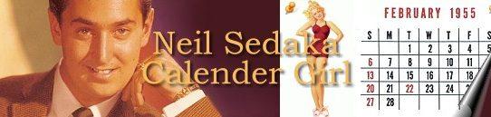 カレンダー・ガール[歌詞和訳・加筆修正版] - ニール・セダカ:Neil Sedaka - Calendar Girl