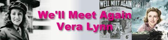 また逢いましょう[歌詞和訳・修正版]ベラ・リン:Vera Lynn - We'll Meet Again(1943)
