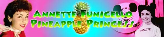 「パイナップル・プリンセス」アネット [歌詞和訳] : Annette Funicello - Pineapple Princess