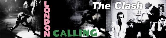 ロンドン・コーリング [歌詞和訳+解説] ザ・クラッシュ:The Clash - London Calling