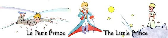 「星の王子さま」アントワーヌ・ド・サン=テグジュペリ:Le Petit Prince / The little prince- Antoine de Saint-Exupéry