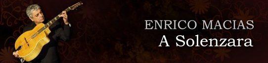 想い出のソレンツァラ[歌詞和訳・修正版] - エンリコ・マシアス:Enrico Macias - A Solenzara