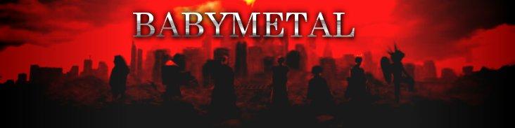 BABYMETAL : The Chosen Seven [Distortion]