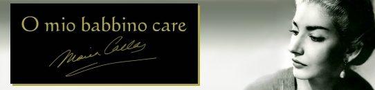 プッチーニ「私のお父さん」[歌詞和訳]マリア・カラス:Maria Callas – O mio babbino caro