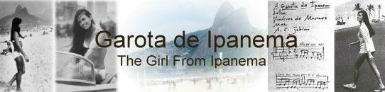 イパネマの娘 [歌詞和訳]The Girl From Ipanema